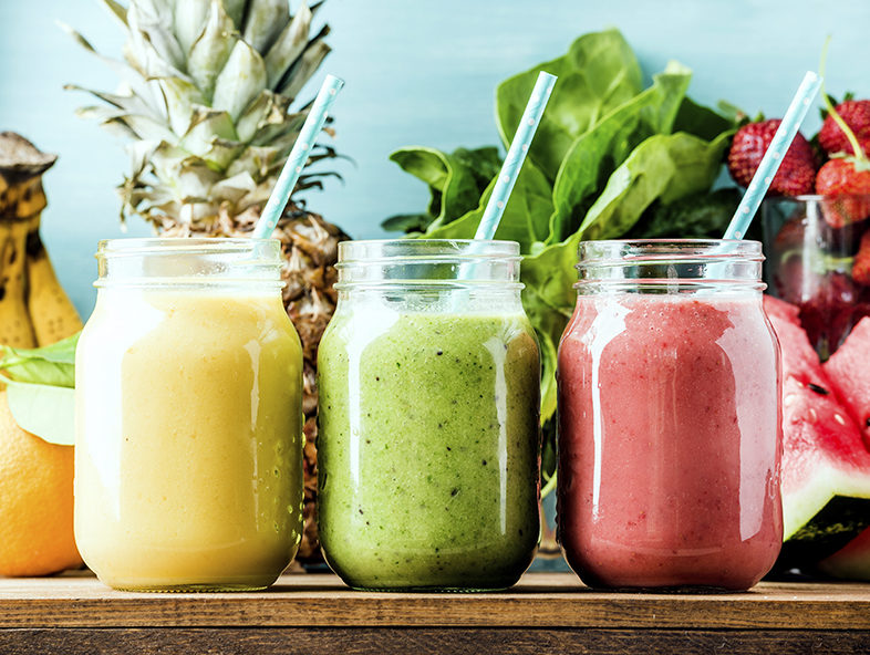 My Delicious New Smoothie Recipes Thumbnail